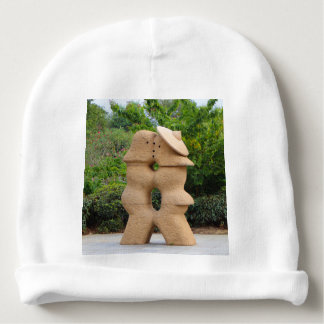 Love statues, Guilin, China Baby Beanie