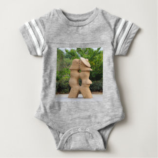 Love statues, Guilin, China Baby Bodysuit