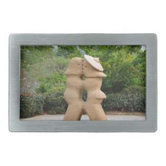 Love statues, Guilin, China Belt Buckle
