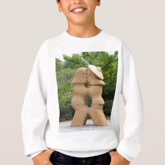 Love statues, Guilin, China Sweatshirt