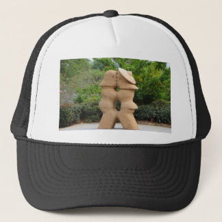 Love statues, Guilin, China Trucker Hat