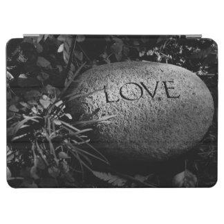 """Love"" Stone iPad Air Cover"