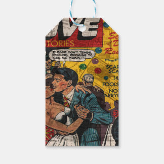 Love stories pack of gift tags