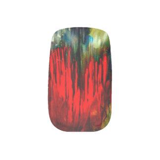 Love Storm Minx Nail Art