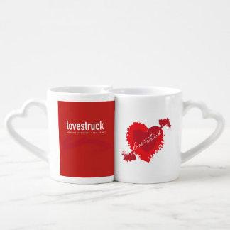Love-struck RC (Set of coffee cups) Coffee Mug Set