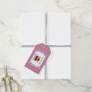 Love Surgeon Shes the Best Pack Of Gift Tags