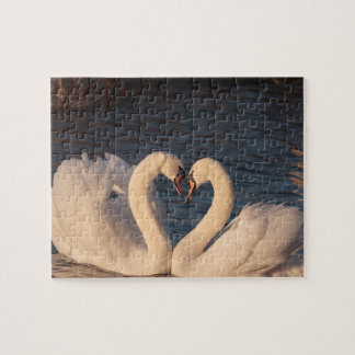Love Swans Jigsaw Puzzle