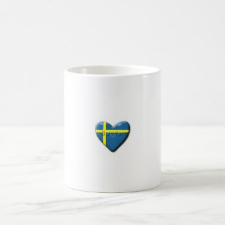 Love Sweden Coffee Mug
