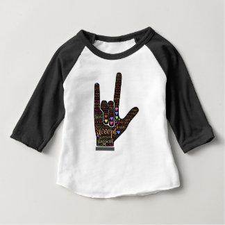 love symbol baby T-Shirt