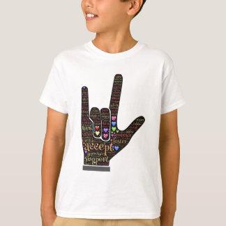 love symbol T-Shirt