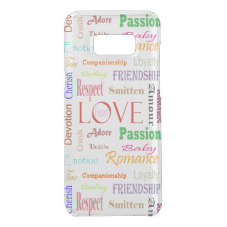 Love Synonyms by Shirley Taylor Uncommon Samsung Galaxy S8 Plus Case