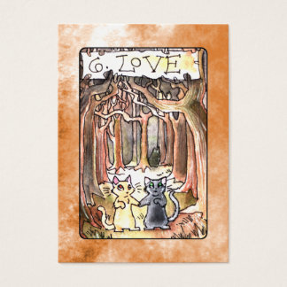 Love Tarot Card