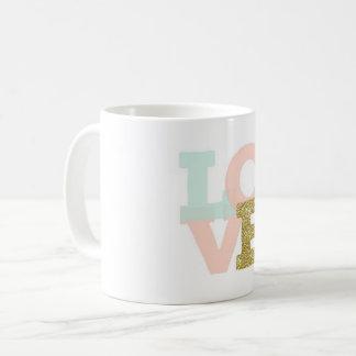Love  taza coffee mug