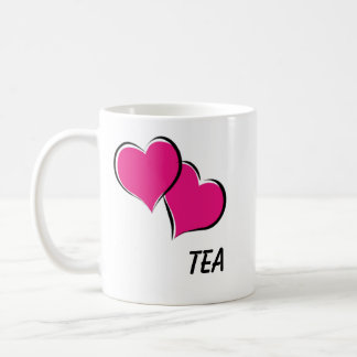 Love Tea Coffee Mug
