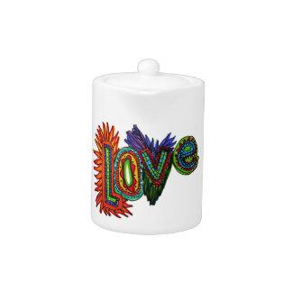 Love Tea Pot
