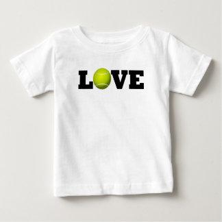 Love Tennis Baby T-Shirt