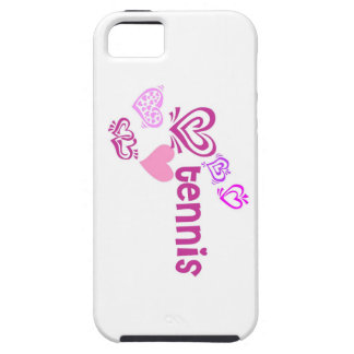 Love Tennis iPhone 5 Cover
