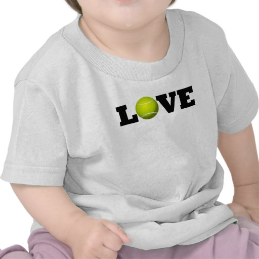 Love Tennis T-shirts