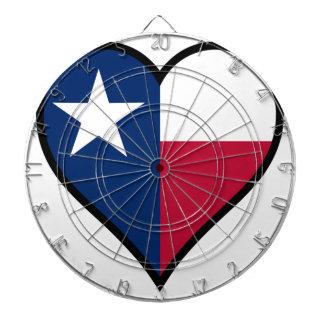 Love Texas Dart Board