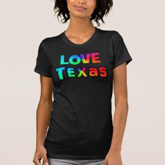 Love Texas -- Ladies T T-Shirt