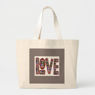 LOVE Text TEXT Quote Wisdom TEMPLATE add TXT IMG Bags