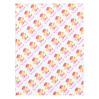 Love thank you 7 colors tablecloth