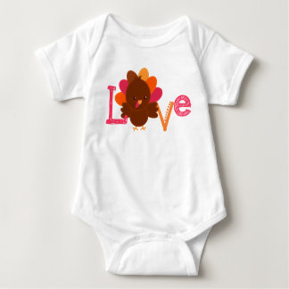 Love Thanksgiving Turkey Shirt