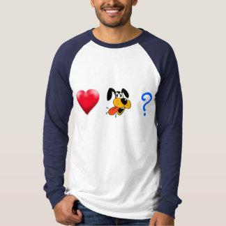 love the doggy? T-Shirt