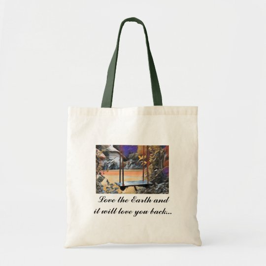 Love The Earth - Keep It Beautiful Tote Bag