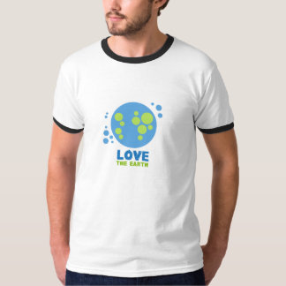 Love The Earth Tshirt Male