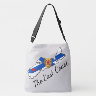 Love The East Coast Heart N.S. bag