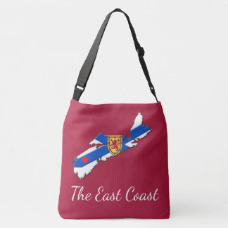 Love The East Coast Heart N.S. bag navy pink