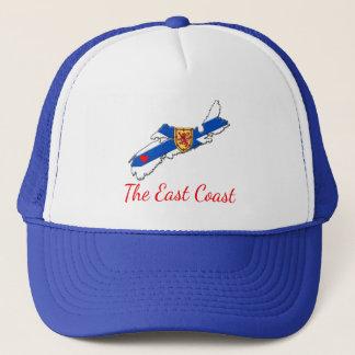 Love The East Coast  Heart N.S. hat