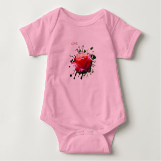 Love the Innocence Of Our Children Baby Bodysuit