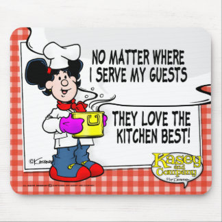 Love The Kitchen Best Mouse Pad