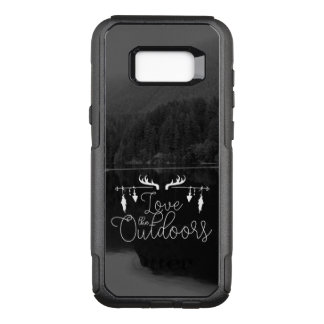 'Love the Outdoors' Samsung S8 Phone Case