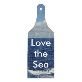 Love the Sea Cutting Board