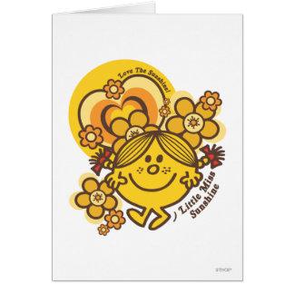 Love The Sunshine Card