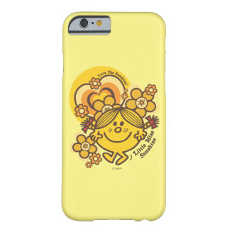 Love The Sunshine | Flowers & Color Barely There iPhone 6 Case