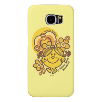 Love The Sunshine | Flowers & Color Samsung Galaxy S6 Cases