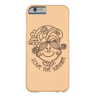 Love The Sunshine | Swirls Barely There iPhone 6 Case
