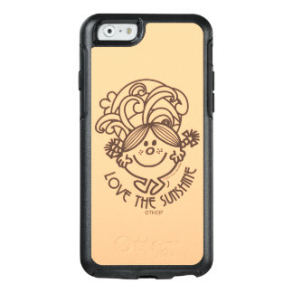 Love The Sunshine   Swirls OtterBox iPhone 6/6s Case