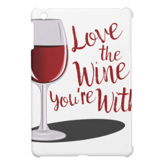 Love The Wine iPad Mini Cases