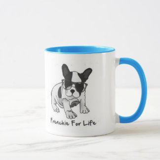 Love Those Cute Little French Bulldogs Mug