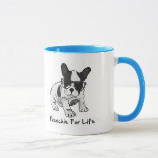Love Those Cute Little French Bulldogs Mug