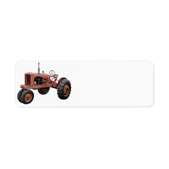 Love Those Old Rusty Tractors