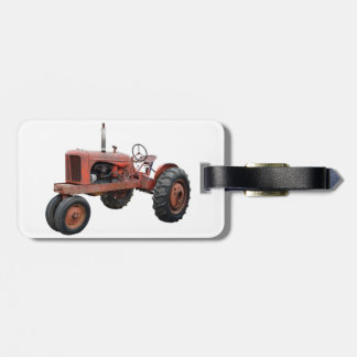 Love Those Old Rusty Tractors Luggage Tag