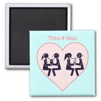 """""""Love Through The Years"""" Magnet"""