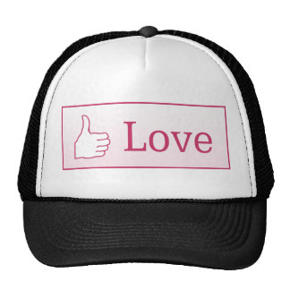 Love Thumbs Up Hat