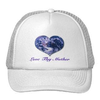 Love Thy Mother Trucker Hat